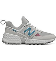 New Balance 574 90s Outdoor W - sneakers - donna, Grey