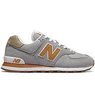 New Balance 574 Beach Cruiser New Edition - sneakers - uomo, Grey/Orange