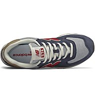 New Balance 574 Beach Cruiser New Edition - sneakers - uomo, Blue/Red
