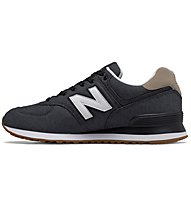 New Balance 574 Premium Canvas Pack - Sneaker - Herren, Grey