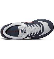 New Balance 574 Retro Surf - sneakers - uomo, Blue/Red