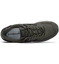 New Balance 574 Seasonal - sneakers - uomo, Green/Black