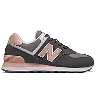 New Balance 574 Seasonal - sneakers - donna, Grey/Rose