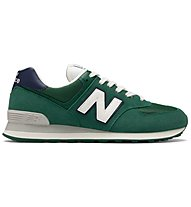 New Balance 574 Vintage Running Pack - sneakers - uomo, Green