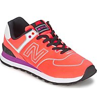 New Balance 574 W - Sneaker - Damen, Light Red