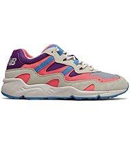 New Balance 850 90's W - Sneaker - Damen, Grey/Pink