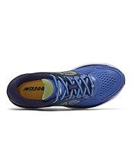 New Balance 860 NBX - Stabillaufschuh - Herren, Blue/Yellow