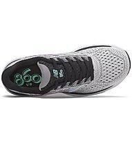 New Balance 860v9 W - scarpe running stabili - uomo, White/Violet