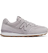 New Balance 996 Suede Metallic W - sneakers - donna, Grey
