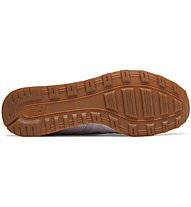 New Balance 996 Suede Metallic W - Sneaker - Damen, Grey