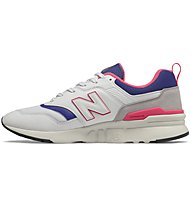 New Balance 997 90's Style - sneakers - uomo, White/Pink