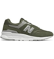 New Balance 997 90's Style - Sneaker - Herren, Green/Grey