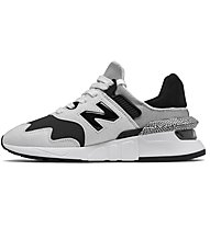 New Balance 997 Tier 2 Key Style - Sneaker - Damen, White/Black