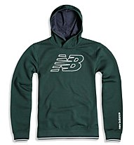 New Balance Classic Hood Sweater - Kapuzen-Pullover - Herren, Green