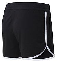 New Balance Essentials Icon Short - Kurze Trainingshose - Damen, Black