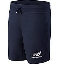 New Balance Essential Stacked Short - kurze Trainingshose - Herren, Blue