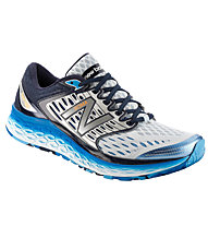 New Balance Fresh Foam 1080 Roma - scarpa running, Blue/Grey