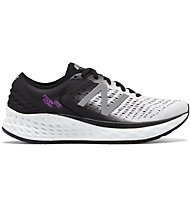 New Balance Fresh Foam 1080v9 W - scarpe running neutre - donna, Black/White