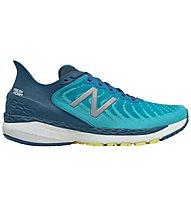 New Balance Fresh Foam 860v11 - scarpe running stabili - uomo, Light Blue