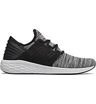 New Balance Fresh Foam Cruz v2-Knit - Sneaker - Herren, White/Black