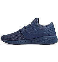 New Balance Fresh Foam Cruz v2-Nubuk - Sneaker - Herren, Blue