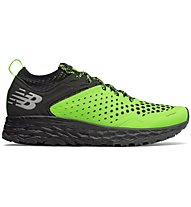 New Balance Fresh Foam Hierro V4 - scarpe trail running - uomo, Green