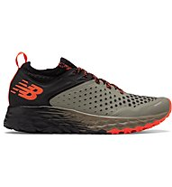 New Balance Fresh Foam Hierro V4 -  scarpe trail running - uomo, Grey/Black