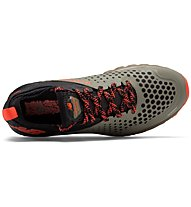 New Balance Fresh Foam Hierro V4 -  scarpe trail running - uomo, Grey/Black