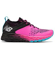 New Balance Fresh Foam Hierro V4 -  scarpe trail running - donna, Pink/Black