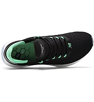 New Balance Fresh Foam Lazr Hypoknit v2 - Laufschuh Neutral - Herren, Black/Green