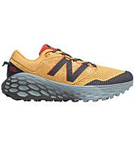 New Balance Fresh Foam More Trail v1 - scarpe trail running - uomo, Orange/Grey