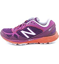 New Balance Fresh Foam Vongo v1 W - Stabilitäts-Laufschuhe - Damen, Violet/Orange