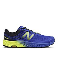 New Balance Hierro Fresh Foam - Trailrunningschuh - Herren, Blue