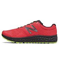 New Balance Hierro v2 M - Trailrunning-Laufschuh - Herren, Red/Green