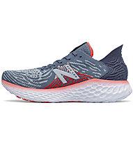 New Balance London Marathon Edition 1080v10 - Laufschuhe neutral - Damen, Grey/Red