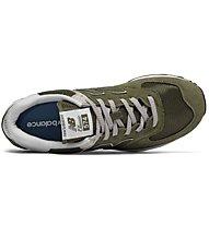 New Balance ML574 - sneakers - uomo, Green