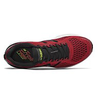 New Balance Fresh Foam Vongo v1 - Neutral-Laufschuhe - Herren, Red/Green