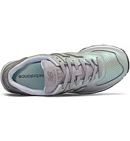 New Balance W574 Synthetic Metallic - sneakers - donna, Grey