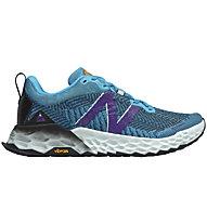 New Balance W Fresh Foam Hierro v6 - Trailrunningschuhe - Damen, Light Blue/Violet