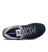 New Balance WL574 Suede Mesh - sneakers - donna, Blue