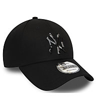 New Era 9Forty Camo Infill NY Yankees - Kappe, Black