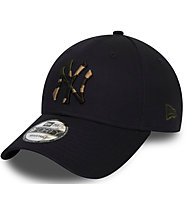 New Era 9Forty Camo Infill NY Yankees - Kappe, Dark Blue