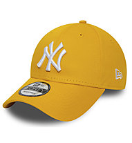 New Era 9Forty Essential NY Yankees - Kappe, Yellow