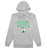 New Era Boston Celtics Hoody - Kapuzenpullover - Herren, Grey/Green