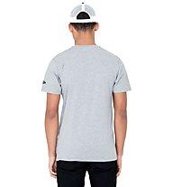New Era Chicago Bulls SS - T-shirt sportiva - uomo, Grey