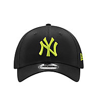 New Era Essential 9Forty NY Yankees - cappellino, Black/Green