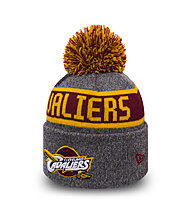 New Era Knit Cleveland Cavalliers - Strickmütze, Grey