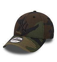 New Era League Essential 940 NY Yankees - cappellino, Green/Black