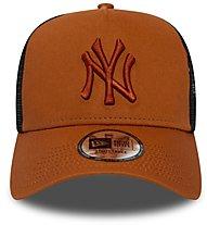 New Era League Essential NY Yankees - cappellino, Orange/Black