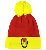 New Era Marvel Ironman - berretto, Red/Yellow